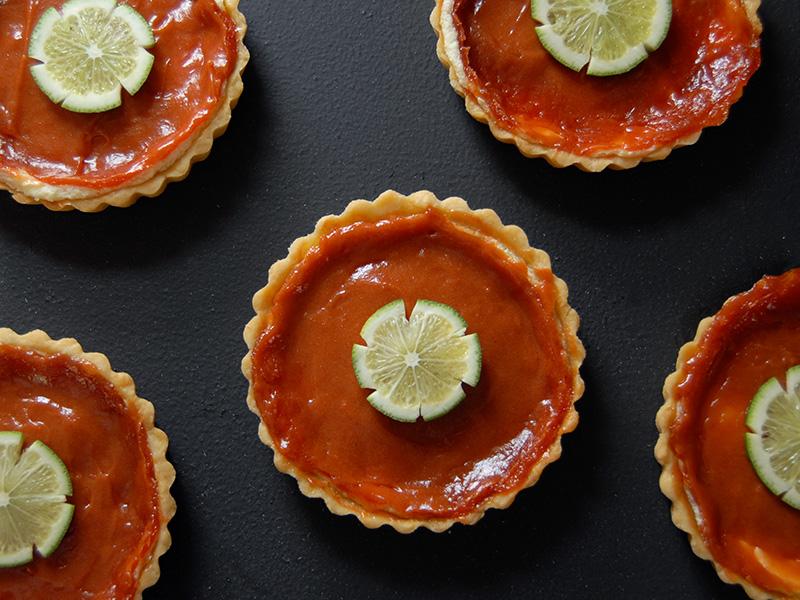guava cream cheese tarts